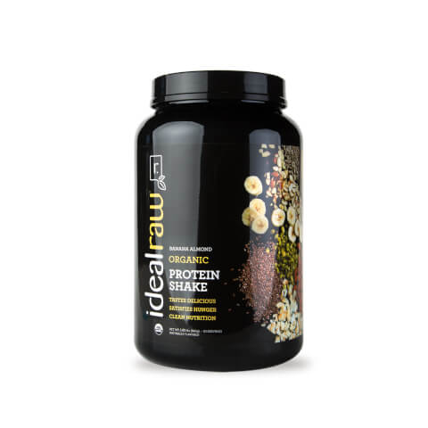 Organic Plant Protein (Banana Almond)