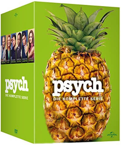 Psych - The Complete Series