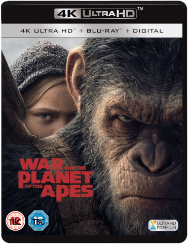 War For The Planet Of The Apes - 4K Ultra HD (Digital Download)