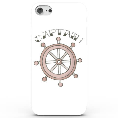 Coque iPhone & Android Capitaine - 2 Couleurs