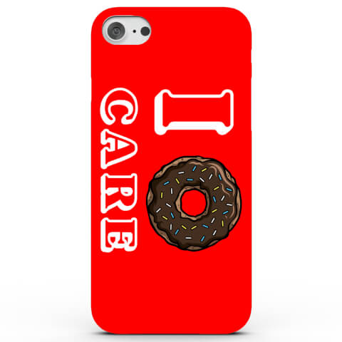 Coque iPhone & Android I Doughnut Care - 3 Couleurs