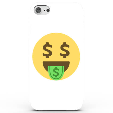 Coque iPhone & Android Emoji Dolla Dolla - 4 Couleurs