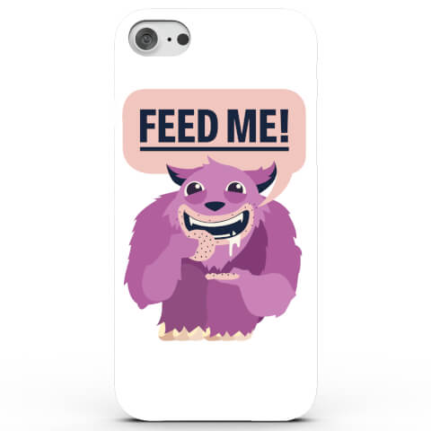 Feed Me Phone Case for iPhone & Android - 4 Colours