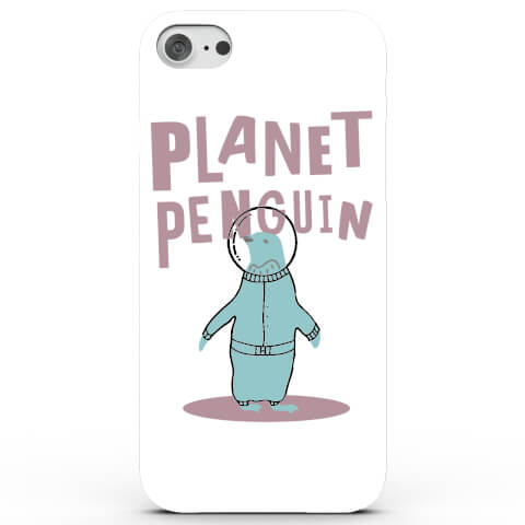 Planet Penguin! Phone Case for iPhone & Android - 4 Colours