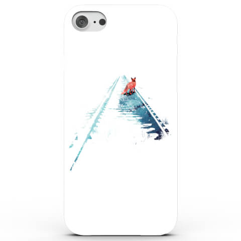 Fox On the Tracks Phone Case for iPhone & Android - 4 Colours