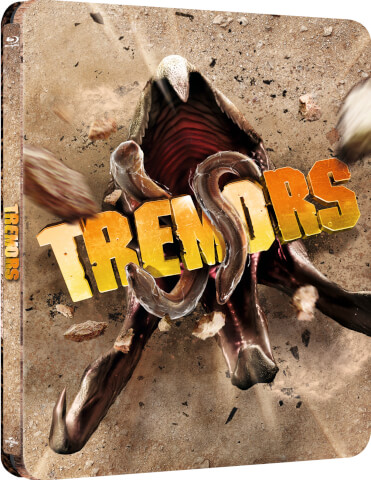 Tremors - Zavvi Exclusive Limited Edition Steelbook