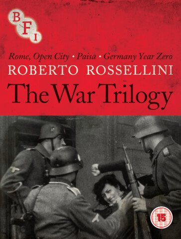 Roberto Rossellini: The War Trilogy