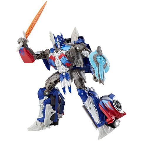 Figurine Hasbro Transformers: The Last Knight Premier Edition - Optimus Prime