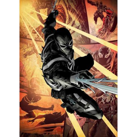 Affiche en Métal Marvel Comics All New All Different Venom (68 x 48cm)