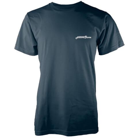 Native Shore Men's Core Logo T-Shirt - Navy