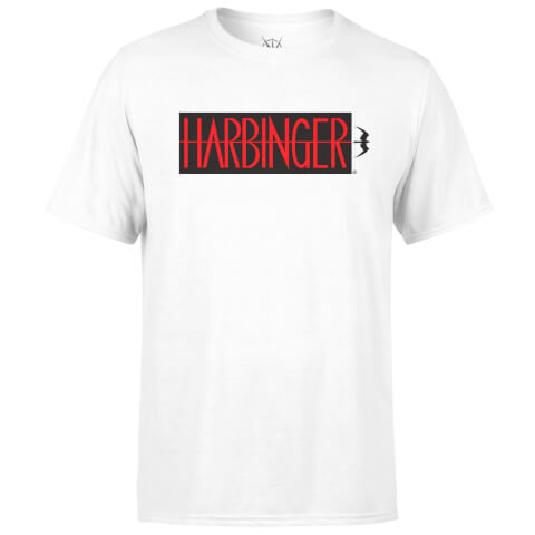 Valiant Comics Classic Harbinger Logo T-Shirt - White