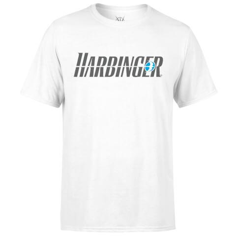 T-Shirt Homme Logo Valiant Comics Harbinger - Blanc