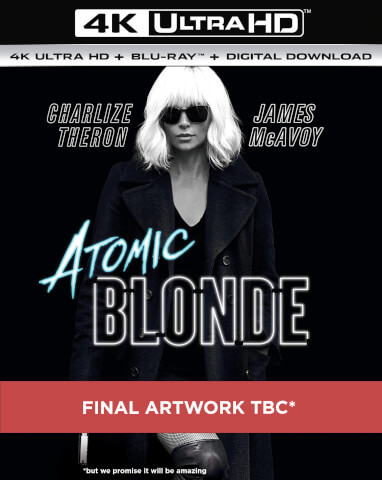 Atomic Blonde - 4K Ultra HD