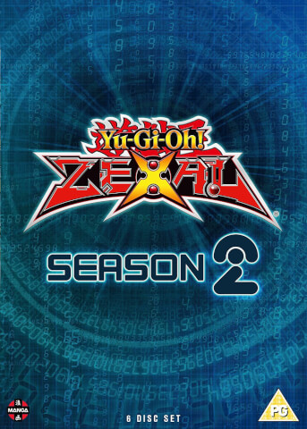 Yu-Gi-Oh! Zexal Season 2 Complete Collection (Episodes 50-98)