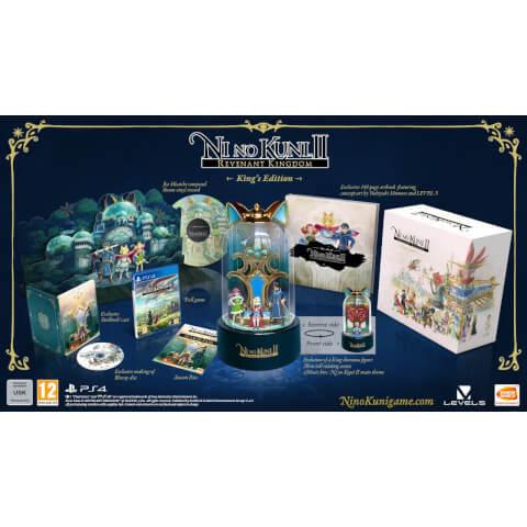 Ni No Kuni II: Revenant Kingdom Kings Edition