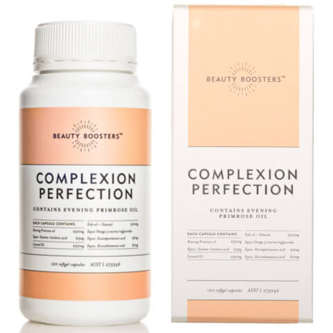 Beauty Boosters Complexion Perfection Supplements - 120 Softgel Capsules
