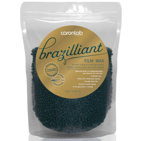 Caronlab brazilliant Film Hard Wax 1kg