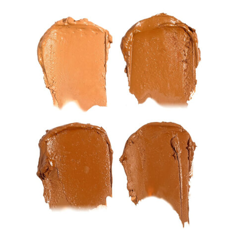 elf Cosmetics Foundation Palette Medium/Dark 12.4g