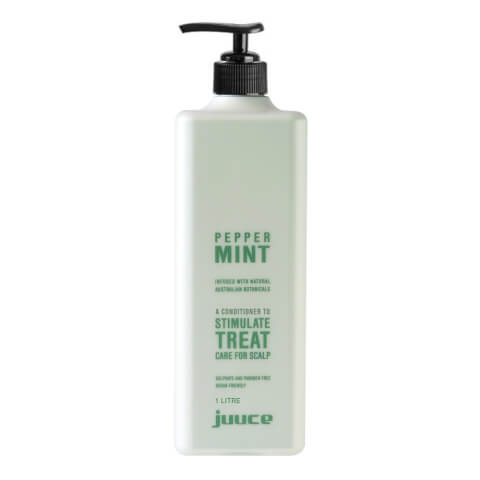 Juuce Peppermint Scalp Stimulating Treatment Conditioner 1 Litre