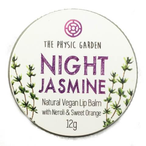 The Physic Garden Night Jasmine Lip Balm 12g