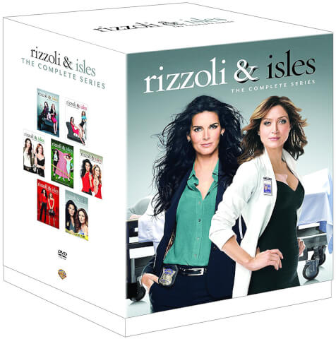 Rizzoli And Isles - Season 1-7