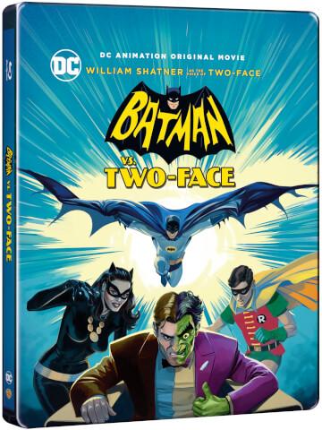 Batman Vs. Two-Face - Zavvi Exclusive Limited Edition Steelbook