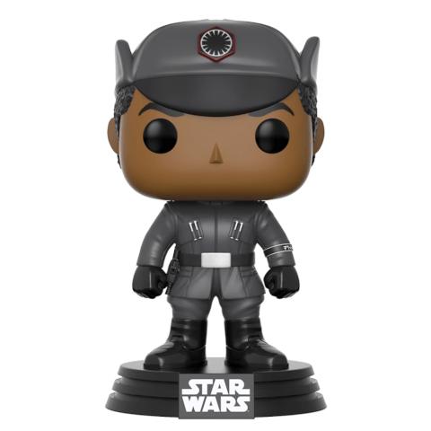 Star Wars The Last Jedi Finn Pop! Vinyl Figure