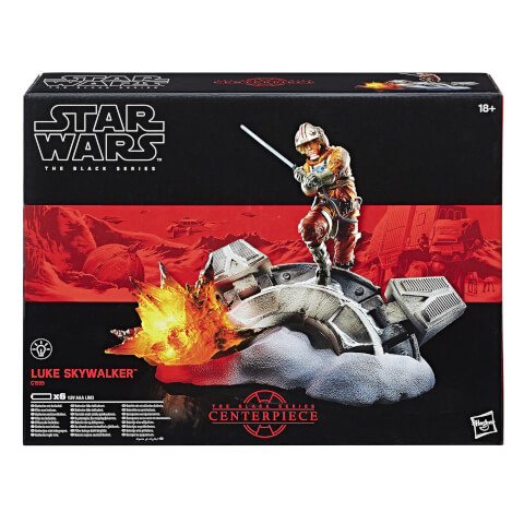 Hasbro Star Wars The Black Series: Luke Skywalker Centrepiece