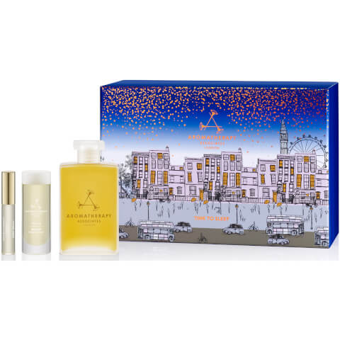 Aromatherapy Associates Time to Sleep Gift Set (Worth $162)