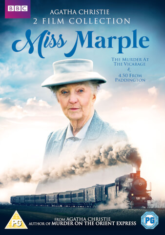 Miss Marple - The Murder at the Vicarage & 4.50 from Paddington