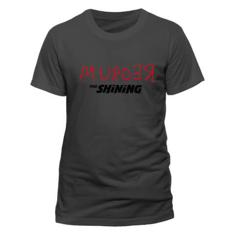 The Shining Men's Murder T-Shirt - Grey