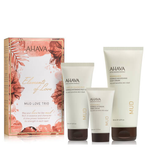 AHAVA Elemental Body Trio (Worth $56)
