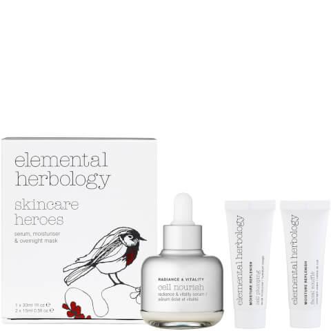 Elemental Herbology Skincare Heroes Set