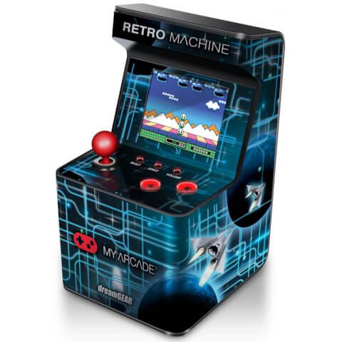 My Arcade Portable Retro 8-Bit Mini Arcade Cabinet (Includes 200 Built In Games)