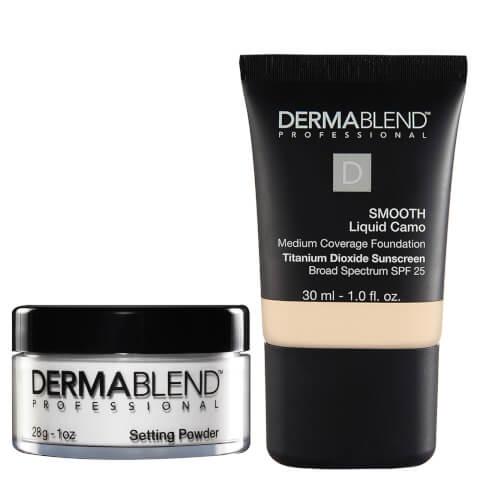 Dermablend Natural Finish Set - 10N Cream