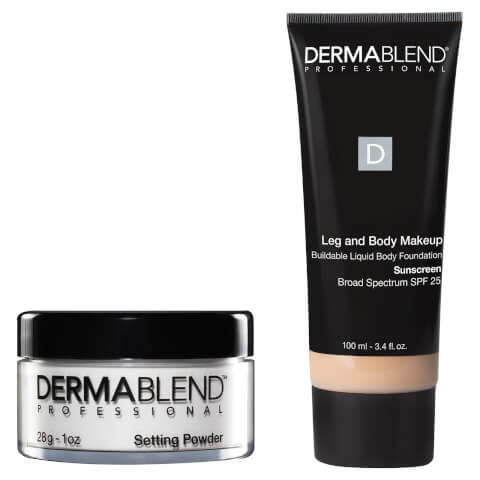Dermablend Tattoo Coverage Set - 0N Fair Nude