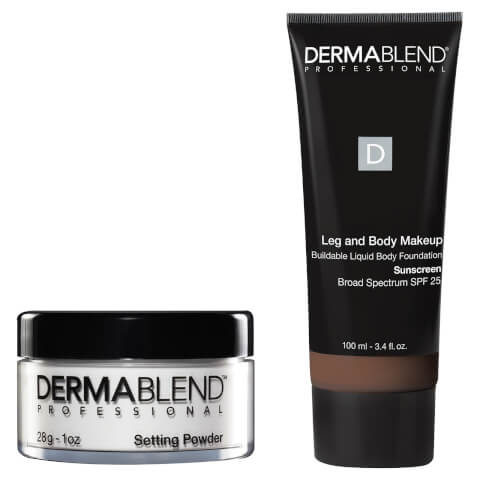 Dermablend Tattoo Coverage Set - 80N Deep Natural
