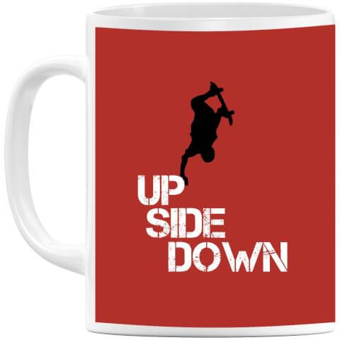 Up Side Down Mug