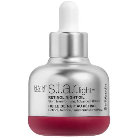StriVectin S.T.A.R. Light Retinol Night Oil 1oz