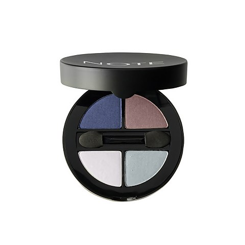 Luminous Silk Quattro Eye Shadow - SQE-6