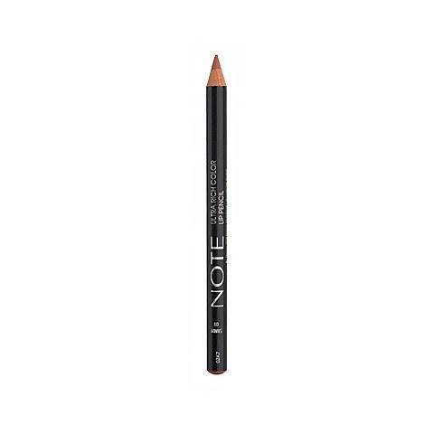 Note Cosmetics Ultra Rich Color Lip Pencil 1.1g - 01 Sandy