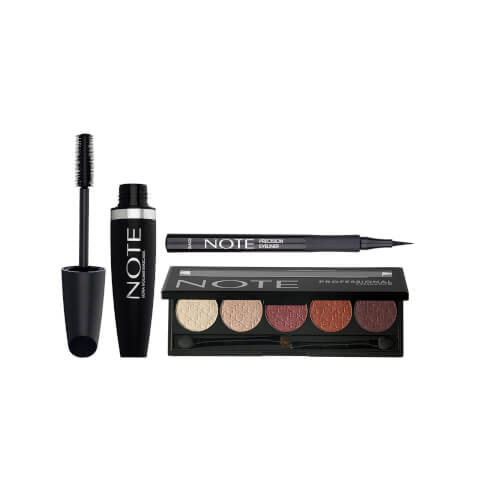 Note Cosmetics Essential Eye Kit