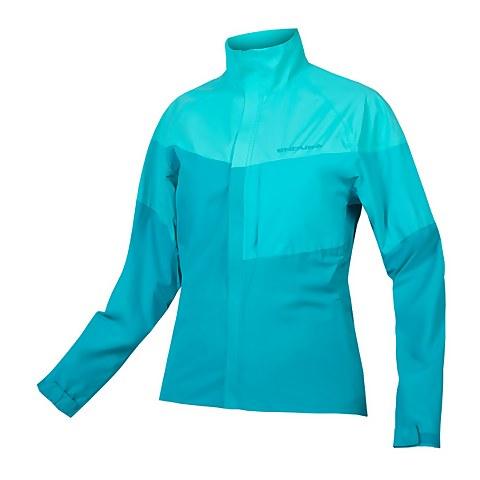 Women's Urban Luminite Jacket II - Pacific Blue