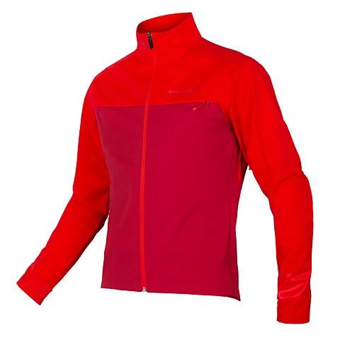 Windchill Jacket II - Rust Red