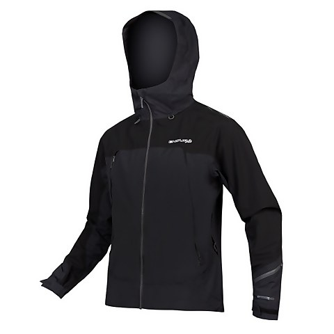 MT500 Waterproof Jacket II - Black