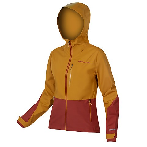 Women's SingleTrack Jacket - Nutmeg