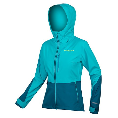 Women's SingleTrack Jacket - Kingfisher