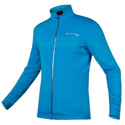 Pro SL Thermal Windproof Jacket II - Hi-Viz Blue