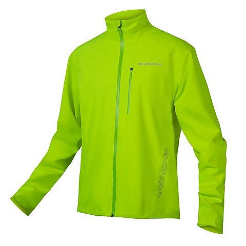 Hummvee Waterproof Jacket - Hi-Viz Yellow