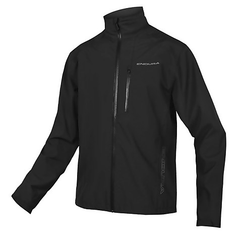 Hummvee Waterproof Jacket - Black